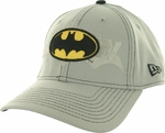 Batman Logo Stack 39THIRTY Hat