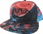 Batman Logo Sublimated All Over Hat