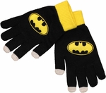 Batman Logo Touch Gloves