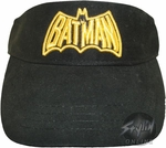 Batman Logo Youth Visor