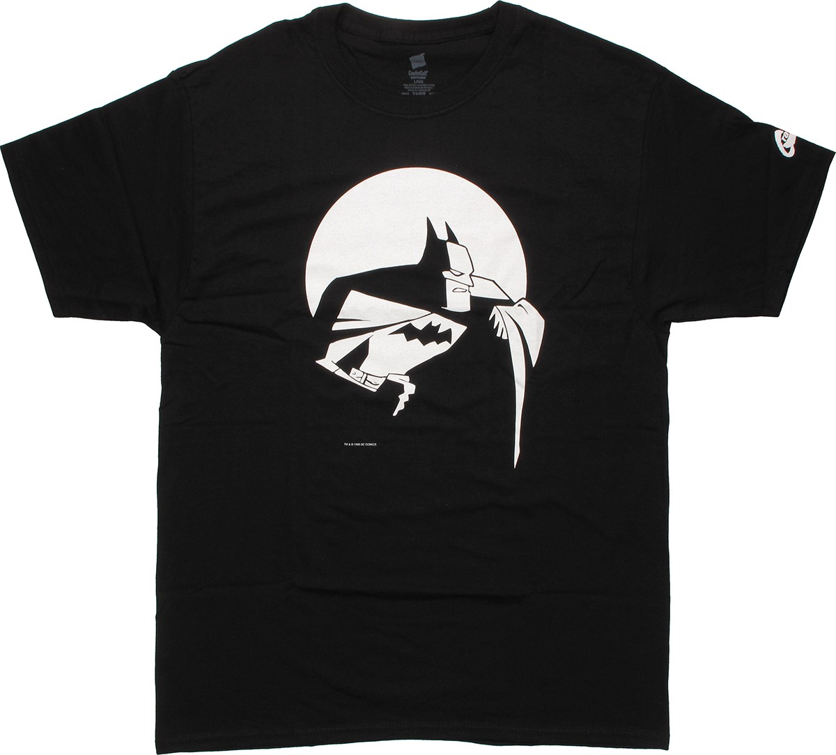 T-Shirts. Athletic Rash Guards. Athletic Shirts & Tops. Baby Bibs. Baby Bodysuits & One-Pieces. Backpacks. Batman - Clothing. Batman Themes. Batman - Clothing. Store availability. Men's black dc comics reflective batman logo short sleeve tee. New. Product Image. Price $ 9.