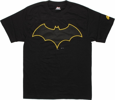 Batman Outline T-Shirt
