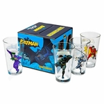 Batman Pint Glass Set
