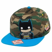 Batman Pop Heroes Camo Hat