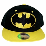 Batman Raised Logo Hat