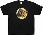 Batman Robin Spotlight T-Shirt