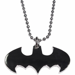 Batman Silver Necklace