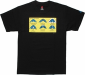 Batman Specialty Batarangs T Shirt