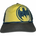 Batman Symbol Stitch Hat