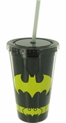Batman Uniform Travel Cup