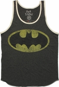 Batman Vintage Logo Tank Top