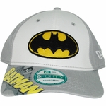 Batman Visor Print Hat