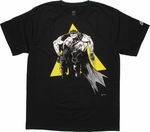 Batman Year 100 T Shirt