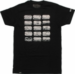 Battlefield 4 Dog Tags T-Shirt