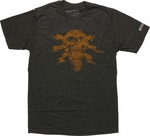 Battlefield 4 Lightning Skull T-Shirt