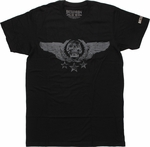 Battlefield 4 Skull Wings T-Shirt