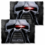 Battlestar Galactica Old Cylon FB Pillow Case