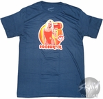 Baywatch Boobwatch T-Shirt Sheer
