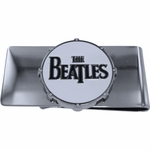 Beatles Drum Logo Money Clip