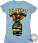 Beatles Magical Tour Baby Tee