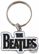 Beatles Name Keychain