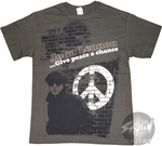 Beatles Peace Chance T-Shirt