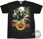 Beatles Performing T-Shirt Sheer