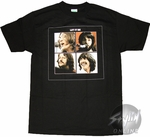 Beatles Quadrant Let Be T-Shirt