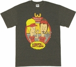 Beavis and Butthead Burger World T Shirt