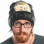 Beavis and Butthead Butt-Head Cuff Beanie