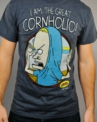 Beavis and Butthead Cornholio T Shirt