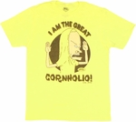 Beavis and Butthead Great Cornholio T Shirt