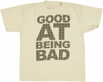 Being Bad Youth T Shirt