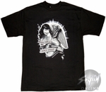 Bettie Page Tribute T-Shirt