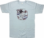 Betty Boop Dog Sailor T-Shirt