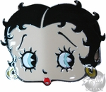 Betty Boop Face Buckle