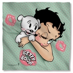 Betty Boop Goodnight Kiss Bandana