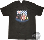 Betty Boop Roadster T-Shirt