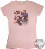 Beverly Hills 90210 Group Baby Tee