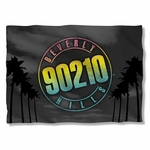Beverly Hills 90210 Palms Logo Pillow Case