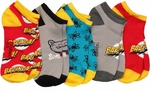 Big Bang Theory 5 Pair Socks Set