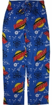 Big Bang Theory Bazinga Blue Pajama Pants