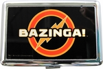 Big Bang Theory Bazinga Large Card Case