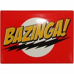 Big Bang Theory Bazinga Magnet