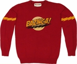 Big Bang Theory Bazinga Sweater