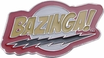Big Bang Theory Bazinga Two Finger Ring
