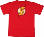 Big Bang Theory Bolted B T Shirt