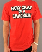 Big Bang Theory Cracker T Shirt