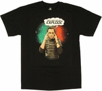 Big Bang Theory Explode T Shirt