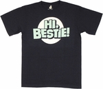 Big Bang Theory Hi Bestie T Shirt